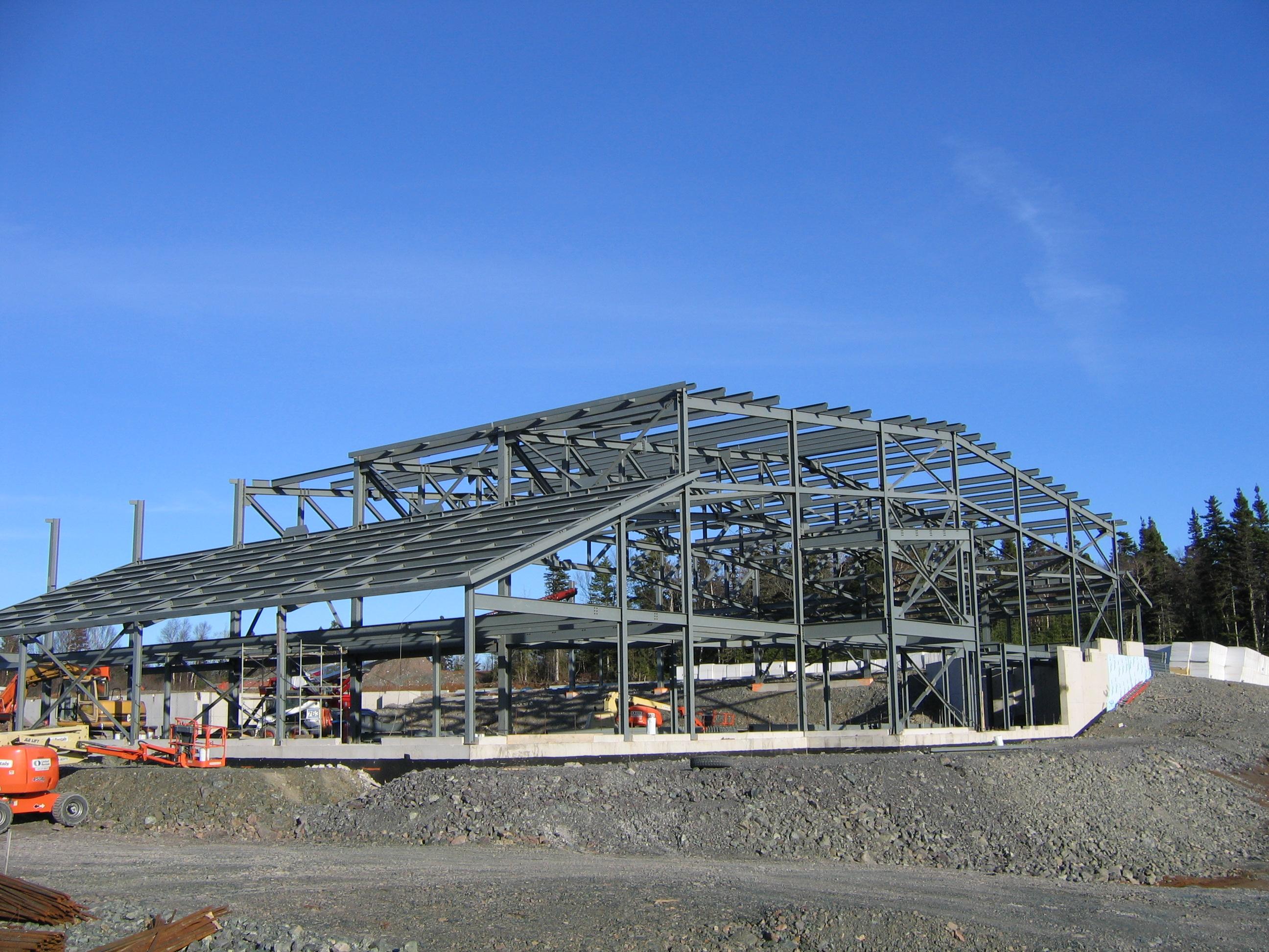 Exterior: Eastlink Events Centre Clarenville